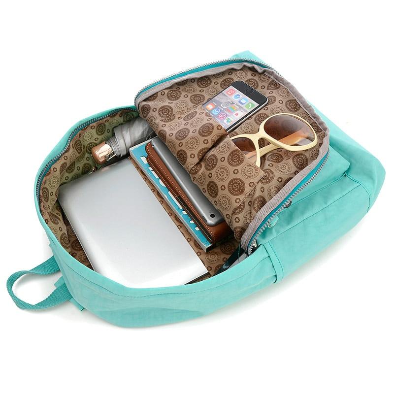 sólida estilo casual bolsa de Size : 40cm*27cm*14cm