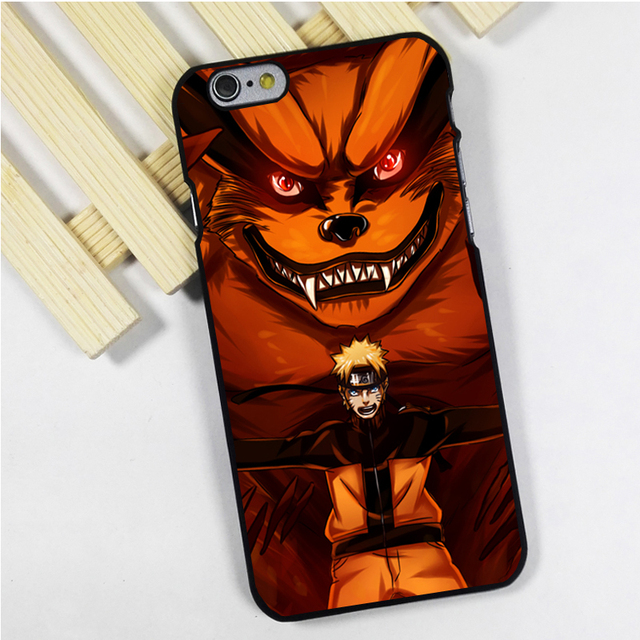 Naruto Kurama Kyuubi Cover Case for iPhone