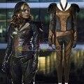 Легендах Завтра Вспышки Hawkgirl костюм Супергероя Хэллоуин костюмы взрослых женщин Зеленая Стрелка Hawkgirl косплей костюм