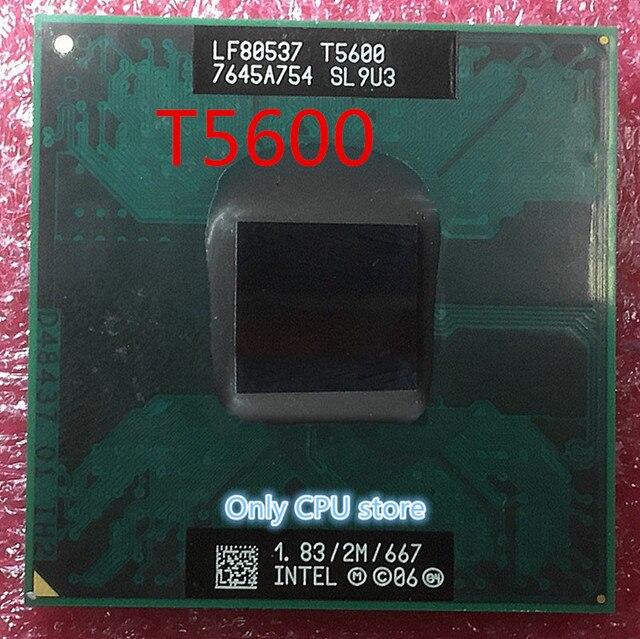NEW DRIVER: INTEL CORE 2 CPU T5600