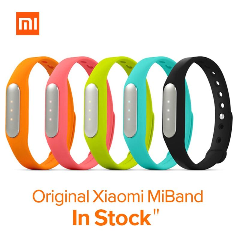Original Xiaomi Mi Band Smart Miband Bracelet For Android 4.4 IOS 7.0 MI3 M4 Wat