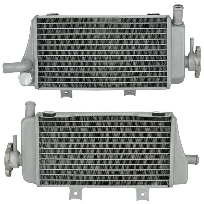 For Honda CRF450X CRF450 X CRF 450X 05 06 07 08 09 10 05-10 Motorcycle Parts Aluminium Cooling Cooler Radiator Right New motorcycle aluminium parts cooling radiator cooler for yamaha yp250 yp 250 new