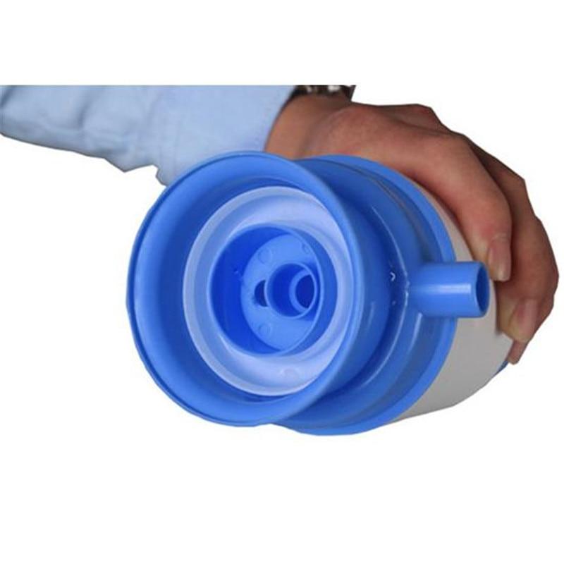 5 galones de agua embotellada Ideal mano prensa manual bomba - Cocina, comedor y bar - foto 4