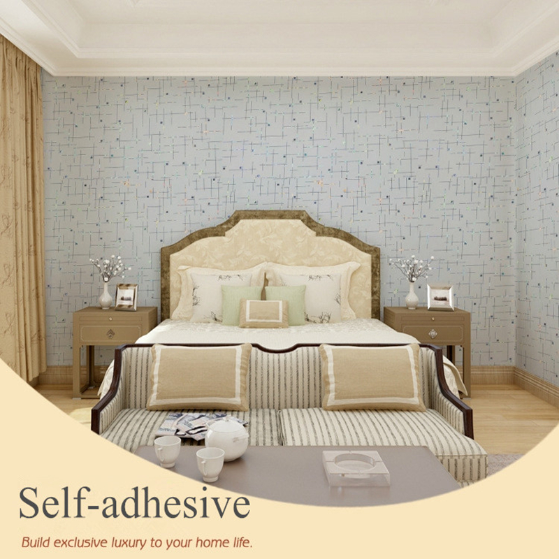 Self Adhesive Wallpapers Rolls Furniture Waterproof PVC Wall Papers For Living Room Modern Vinyl Kitchen Wall Papers Home Decor self adhesive waterproof pvc wallpapers roll morden wall paper bedroom living room furniture renovation sticker home decor