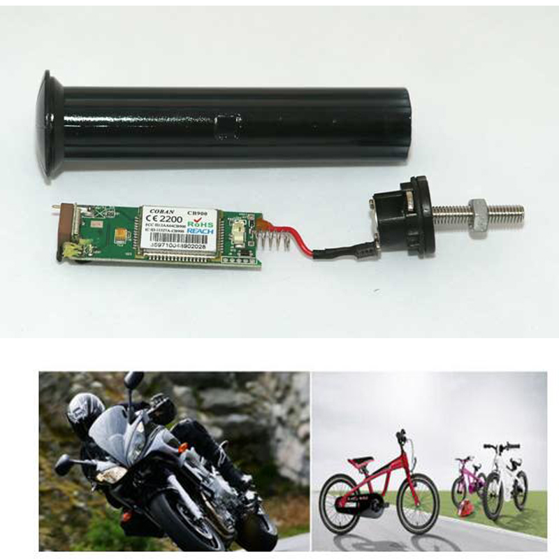 new design electric bicycle gps tracker gps305 hidden. Black Bedroom Furniture Sets. Home Design Ideas
