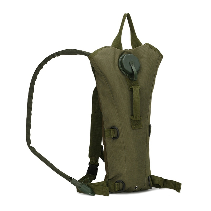 3L Water Bag Bladder Hydration Backpack Pack Camping Cycling Outdoor Hiking US