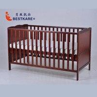Европейский Стиль детская кровать многофункциональный охраны окружающей среды детские кровати