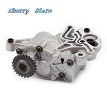 NEW 06H 115 105 T EA888 Engine Oil Pump For Audi A4 Quattro A6 Q3 Q5 TT VW Tiguan Beetle Eos Scirocco 1.8TFSI 2.0TFSI 06H115105T oil pump 027115105 027 115 105b 027 115 105e for vw
