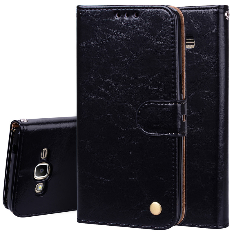 Luxury Wallet <font><b>Flip</b></font> <font><b>Case</b></font> For <font><b>Samsung</b></font> <font><b>Galaxy</b></font> J8 J4 J6 J2 2018 A6 <font><b>S3</b></font> S5 S7 S6 Edge S4 <font><b>Mini</b></font> J1 J3 J5 2016 J7 Pro A3 A5 2017 J2 Prime image