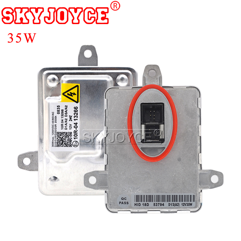 SKYJOYCE D1S D1R Ballast 35W control unit 130732931201 A1669002800 Xenon HID ballast for mercedes For D3S