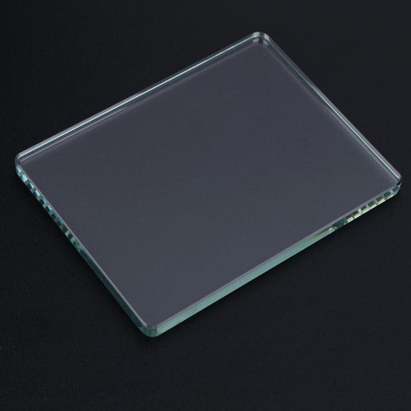 Gehärtetem Glas Transparent Klar Kunststoff Blatt Acryl Bord Organische Glas DIY Handwerk Leder Schleifen Schaben Platte Schneiden Pad