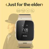 D99 Akıllı Izle Yaşlı çocuklar Akıllı Watch Phone SOS anti-kayıp Gps + Wifi iphone Android için Takip izle telefonlar Eski Erkek Kadın