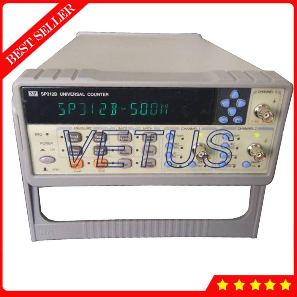SP312B01 compteur de fréquence numérique compteur de fréquence électronique de précision équipement de mesure de fréquence