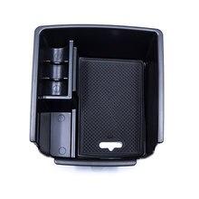 Барбекю @ FUKA 1x автомобиля центральный подлокотник коробка для хранения держатель перчатки контейнер салона уборки для 2017 Volkswagen VW Tiguan mk2