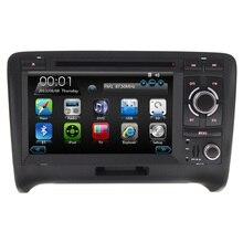 Newest 3G WIFI For Aud iTT Multimedia Radio Car Dvd Player For Aud iTT Bluetooth Steering Wheel Control Reversing Camera IPOD FM