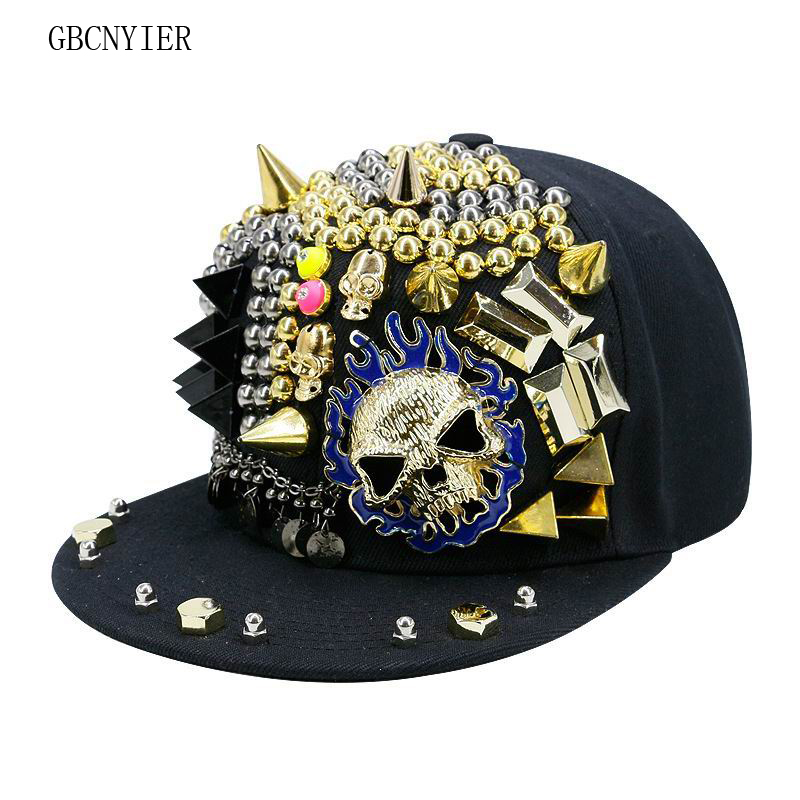 New York fitted caps hip hop NY fitted bling street dance flat peak hats