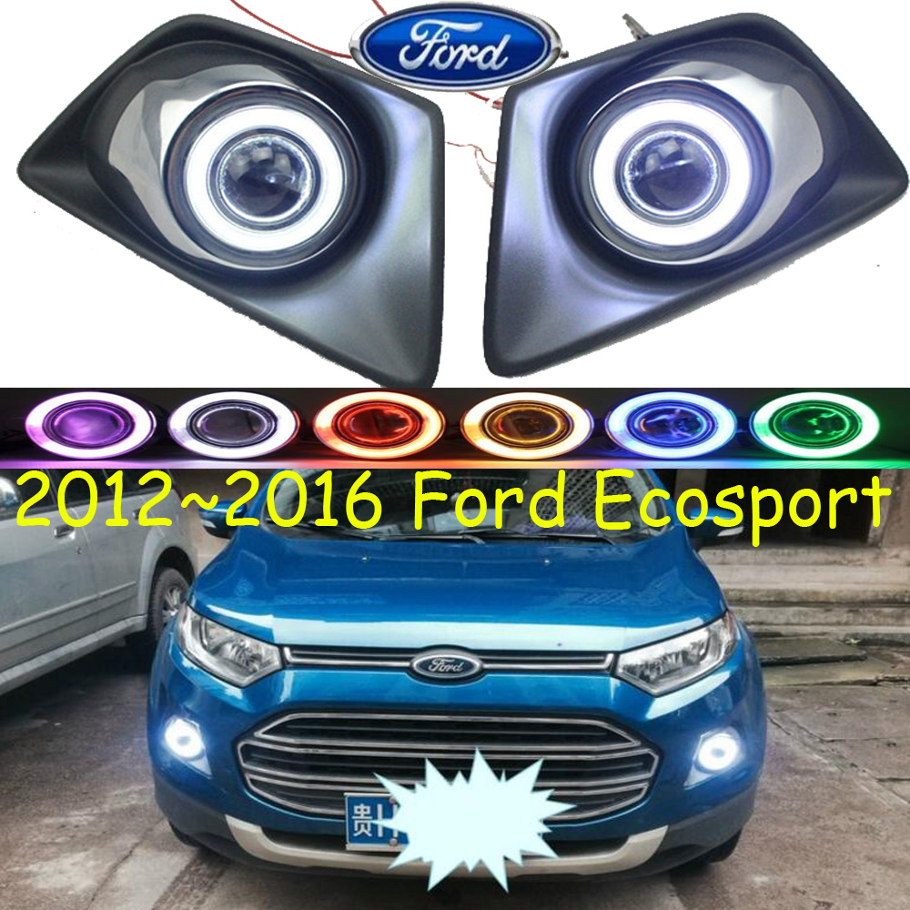 2012~2016 Ecosport fog light,Free ship!Ecosport headlight,Transit,Explorer,Topaz,Edge,Taurus,Tempo,spectron,Ecosport day lamp led 2012 2015 kuga day light kuga fog light kuga headlight transit explorer topaz edge taurus fusion kuga taillight