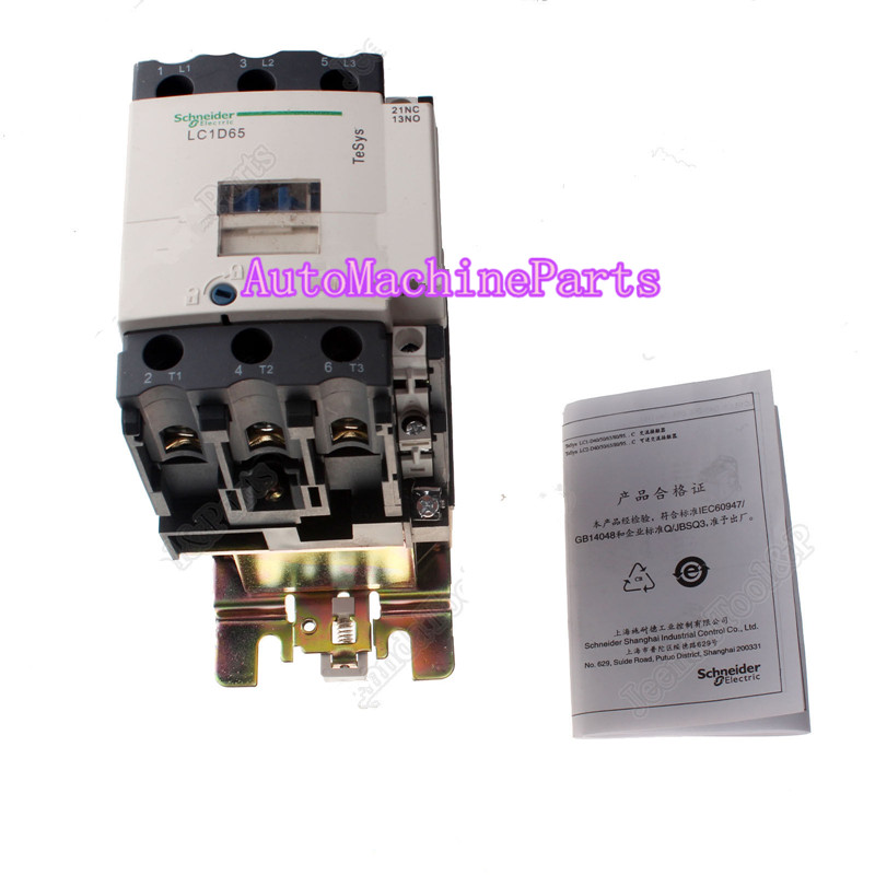где купить  New In Box LC1D65-FD DC Contactors DC110V LC1D65 FDC For Schneider  дешево