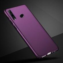 Caso Para Huawei Honor Caso de Telefone Honra 10i 10i Capa Para Huawei Honor 10i 10 eu Honor10i HRY-LX1T HRY-LX1 Caso magro Rígido PC 6.21