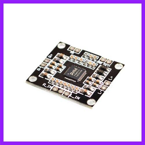 PAM8610 Digital Power Amplifier Board 2x15W Dual Channel Stereo D Class High-power Amplifier Board Miniature