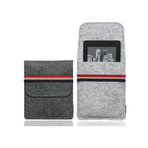 Для PocketBook Touch Lux 4/Basic Lux 2/Touch HD 3 защитный чехол из войлочного волокна для Pocketbook 627 616 632 рукав