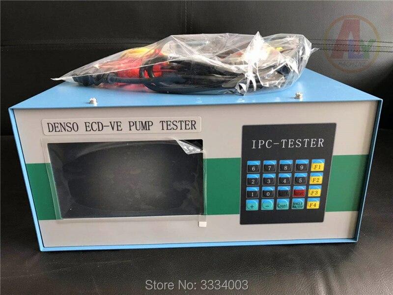 Testeur de pompe à rampe commune diesel EDC VE pour DENSSO