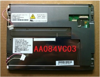 все цены на Original 8.4 -inch industrial control AA084VC03 LCD panel 640*480 free shipping онлайн