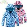 Children Outerwear Warm Coat Sport Kids Clothes Sport Coat Waterproof Windproof Boys Girls Jackets For 3