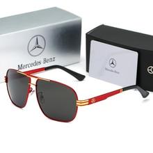 High quality brand sunglasses men polarized UV400 retro sun