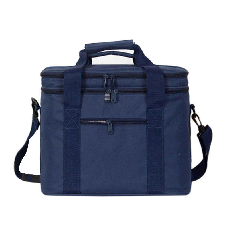 2019 Outdoor Waterproof Insulated Picnic Storage Mesh Beach Handheld Lunch Bag
