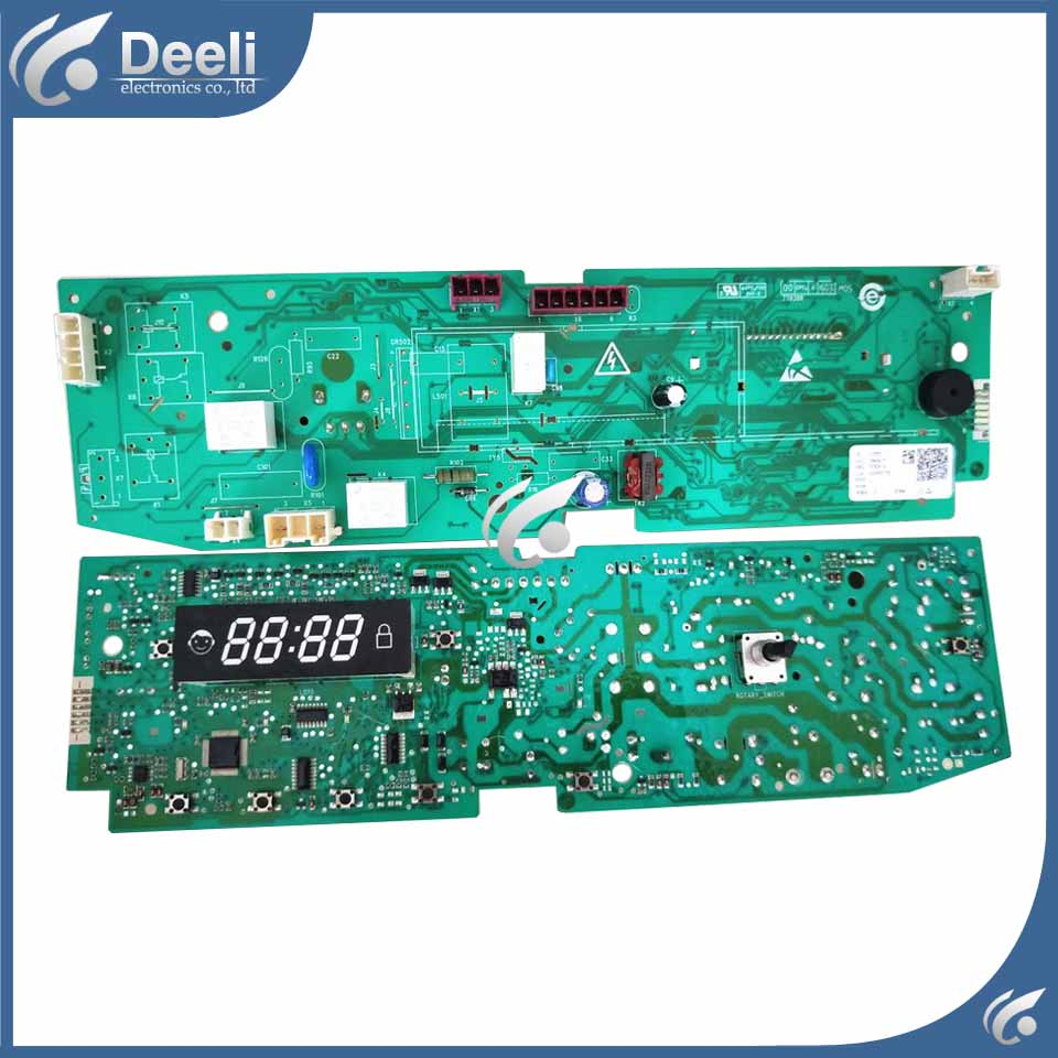 100% new for Washing machine computer board XQG50-B12866FM XQG70-B10866A 0024000219C good working ивлева в в пушистики