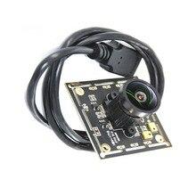 Módulo da câmera do formato ótico ov2710 hd 1/2 p de hbvcam usb cmos Polegada. 7 module 1080 com lente do ângulo de 130 graus