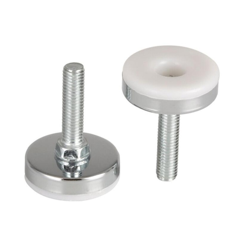 Adjustable Table Chair Screw Foot Furniture Foot M8 M10 X10