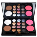Professional Make Up Naked Palette 16 Colors Eyeshadow maquiagem Shimmer Eyeshadow Pallete Glitter With Brush & Mirror