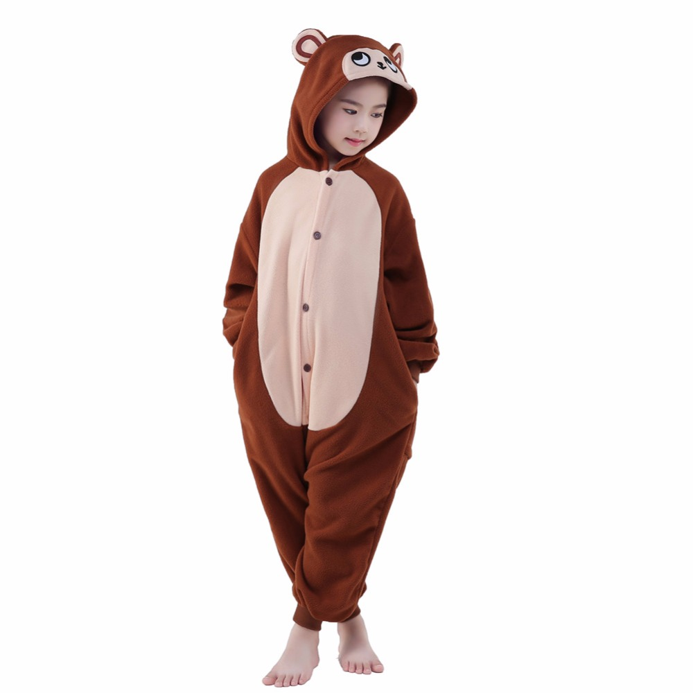 7688bb5e2 Newcosplay Children Cosplay Clothing Kids Sleepwear Cute Jumpsuit ...