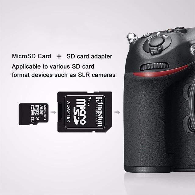 Kingston Micro Memory SD Card