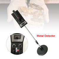 Professional Metal Detector Waterproof Underground Underwater Hunt Tool Kit
