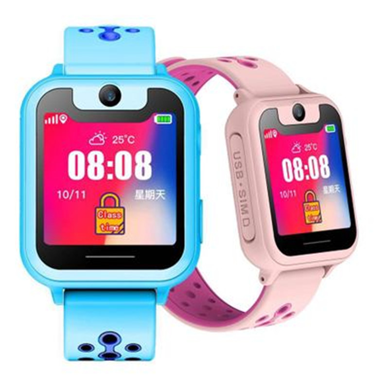 SMA Children's positioning phone watch GPS positioning life waterproof smart mathematics early childhood pictures smart watch