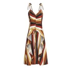 Maxi Dresses For Women Striped Strap Pleated Chiffon Print Split Holiday  Vintage Dress все цены