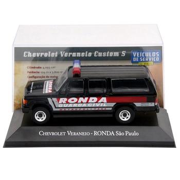 IXO 1:43 Chevrolet Veraneio-Ronda Sao Paulo Car Toys Diecast Models Gift Hobbies Limited Edition вино limited edition syrah gift box vina maipo 2013 г