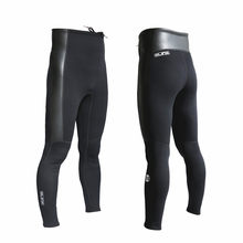 SLINX diving pants 2mm Neoprene long trousers unisex keep warm for wetsuit Surfing Scuba Diving Windsurfing Fishing Snorkeling(China)
