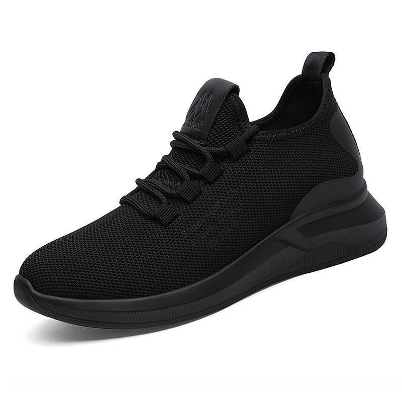 Hot Sale New Fashion Women Casual Shoes Mesh Sneakers Ladies Black Breathable Lightweight Walking Summer Shoes 2019 B0011 in Women 39 s Vulcanize Shoes from Shoes