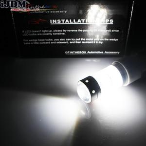 Image 4 - iJDM High Power PSX24W LED 5200s LED Bulbs For MINI Cooper F55 F56 Halogen Headlamp Trim For Daytime Running Lights, 6000K White