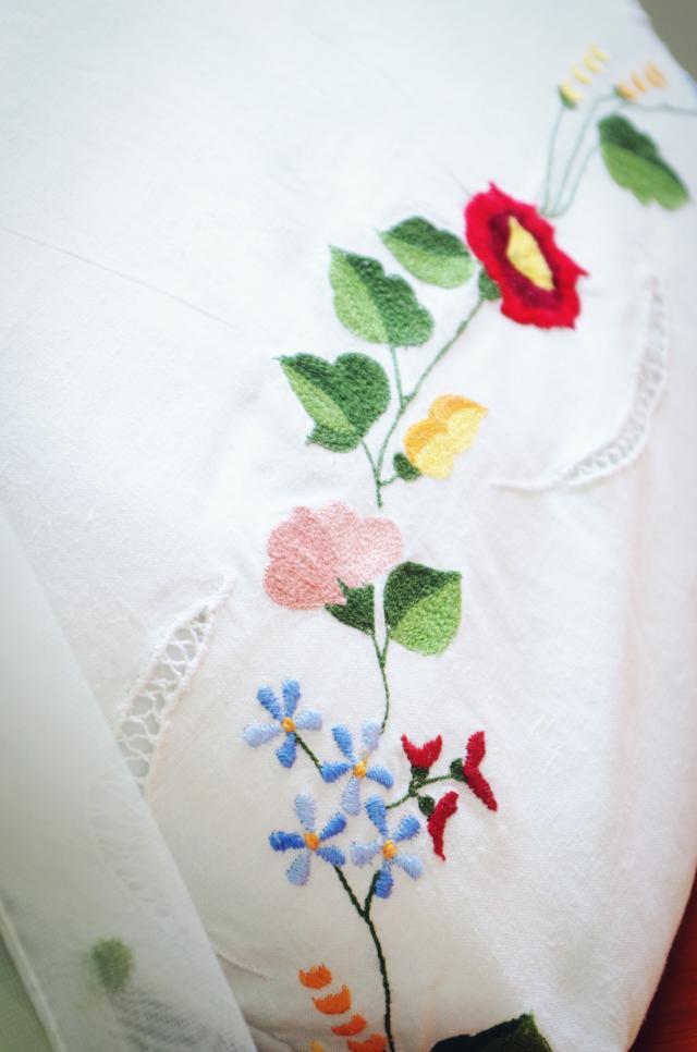 LilyHood Lona de Las Mujeres Bolsos Bordados Etsy Handmade Vintage ...