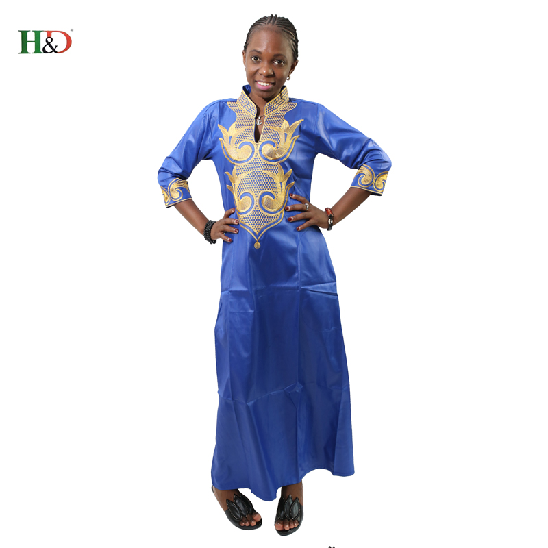 2016 Dashiki African Cotton Dresses For Women Top Bazin African Traditional Private African Custom Clothes Dashiki