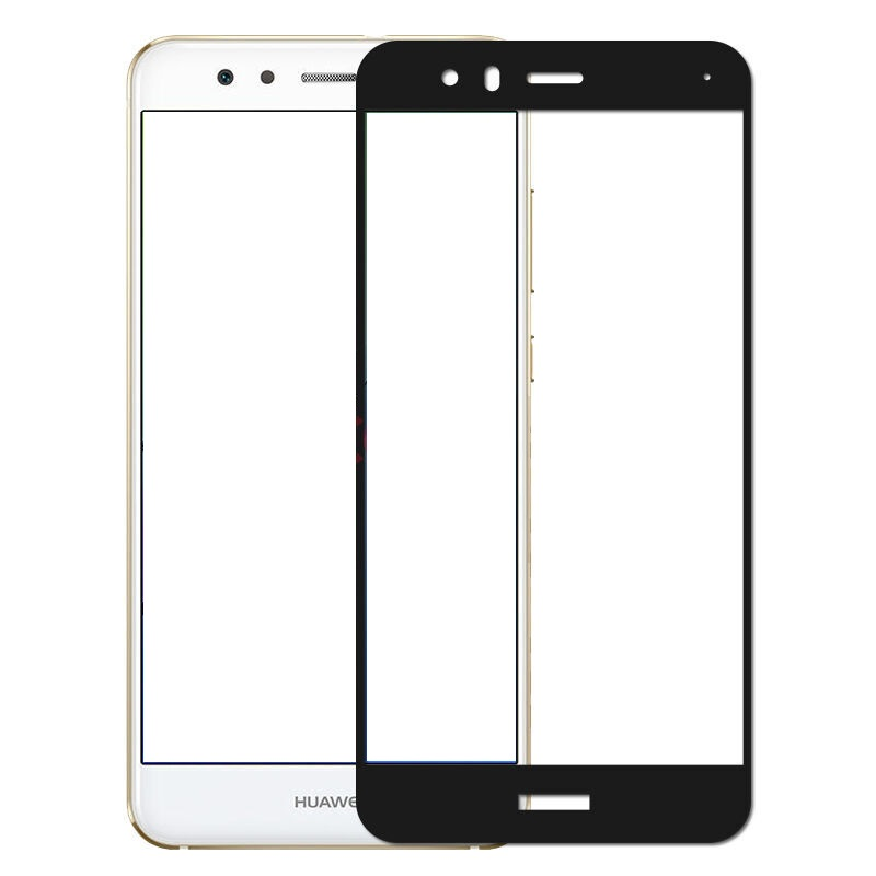Full cover Tempered Glass For HUAWEI p10 lite nova G10 WAS TL10 Screen protective black White gold 5 2 inch smartphone toughened in Phone Screen Protectors from Cellphones Telecommunications