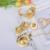 Etíope NUEVO estilo Africano Sistemas de la joyería nupcial Habesha 24 Kgold set mujeres/Sudán/Nigeria/Eritrea/Kenia/regalo de boda de Moda A30045