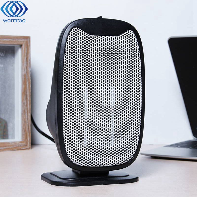 Mini Heater Electric Heater Home Office Desktop Air Heater Ceramic Space Heating Constant Temperature Overheating Power-off 220V warm air heater heating appliance home bathroom energy saving office desktop mini electric