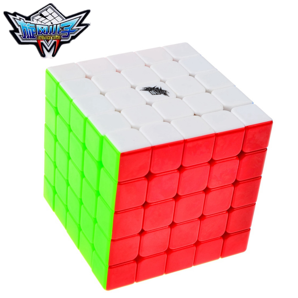 CYCLONE BOYS professional Speed Magic Cube Puzzle Kids