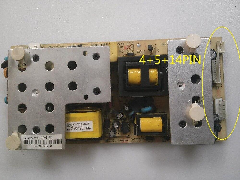 все цены на  kPS180-01 34005534 34006266 35012877 LCD Power Board Output 5Pin+4Pin+14Pin  онлайн